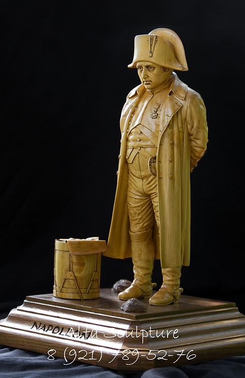 Наполеон Бонапард 35см (скульптура на заказ)