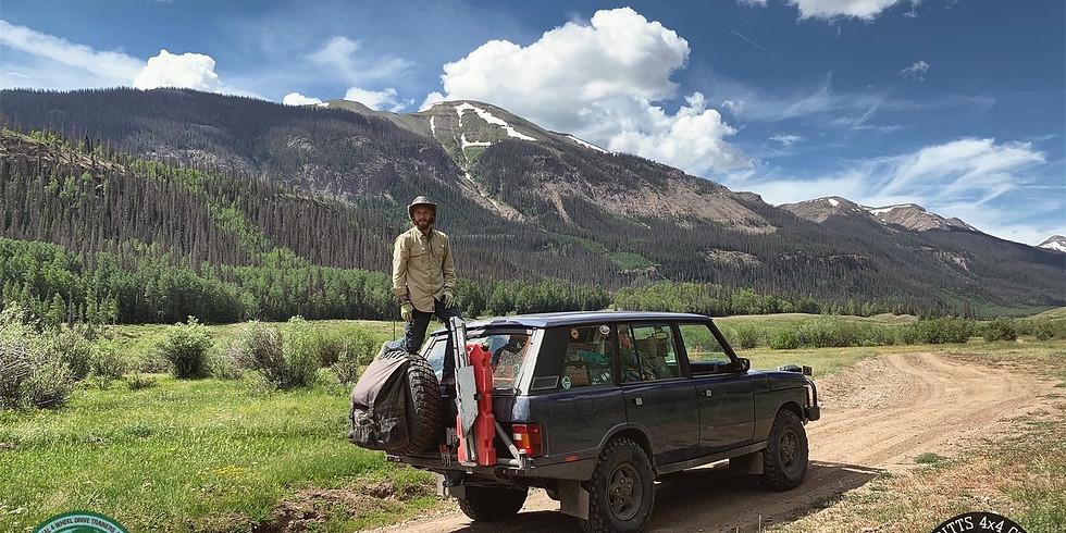 Soft Roaders Trail Leader Workshop