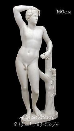 Аполлино 150см (гипсовая скульптура)