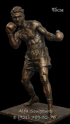 Рокки Марчиано 45см (бронзовая скульптура)