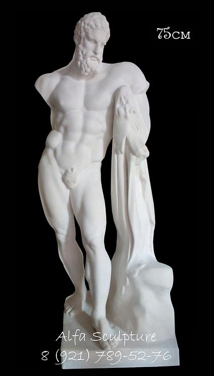 Геракл  75 см (гипсовая скульптура)