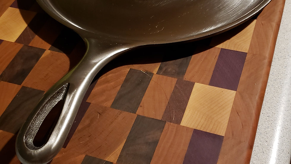 Cooking finish Griddle