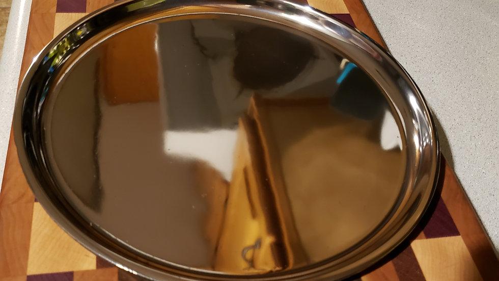 Mirror polished Griddle