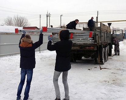 грузчики во Владимире