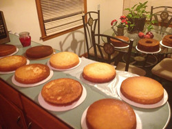 Baking in the Making!