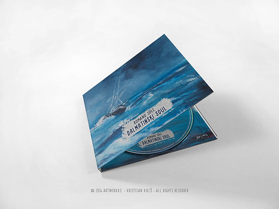 """CD """"Dalmatinski Soul"""""""