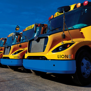 Electric school buses hit the streets of the West Island