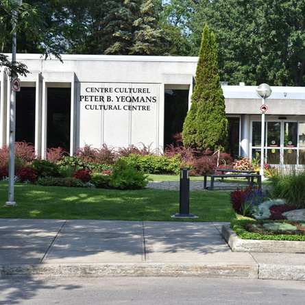 Reopening of the Peter B. Yeomans Cultural Centre