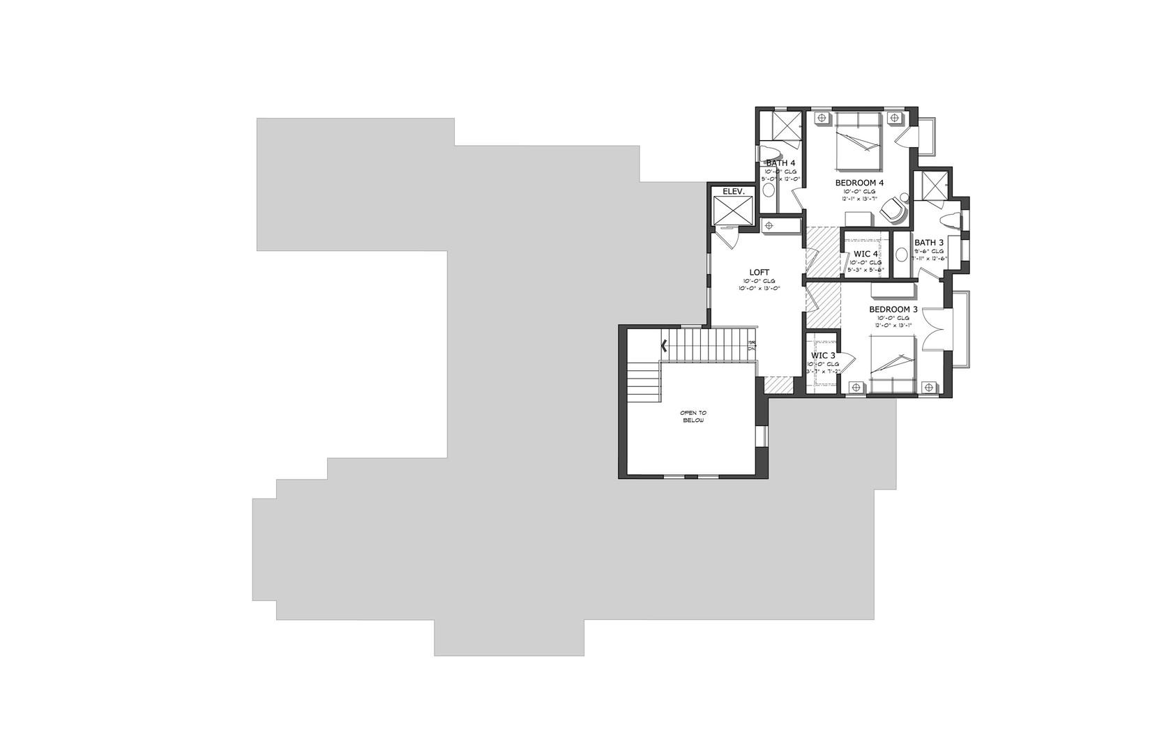 Plan A - 2nd Floor