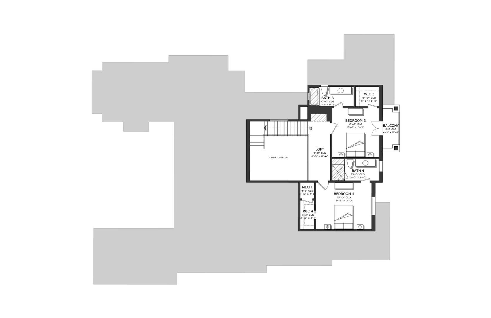 PLan B - 2nd Floor