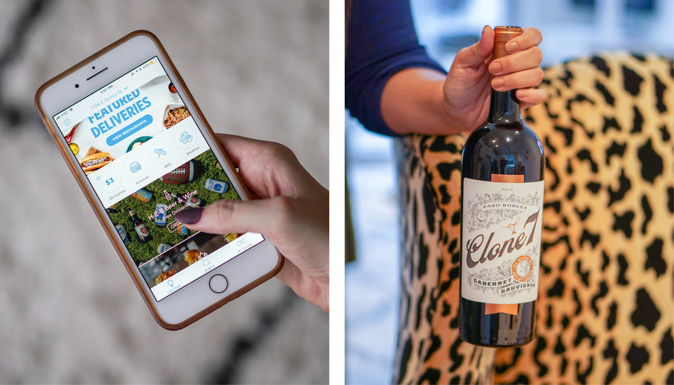 Favor is Changing the Game with Free Beer & Wine Delivery in Under an Hour