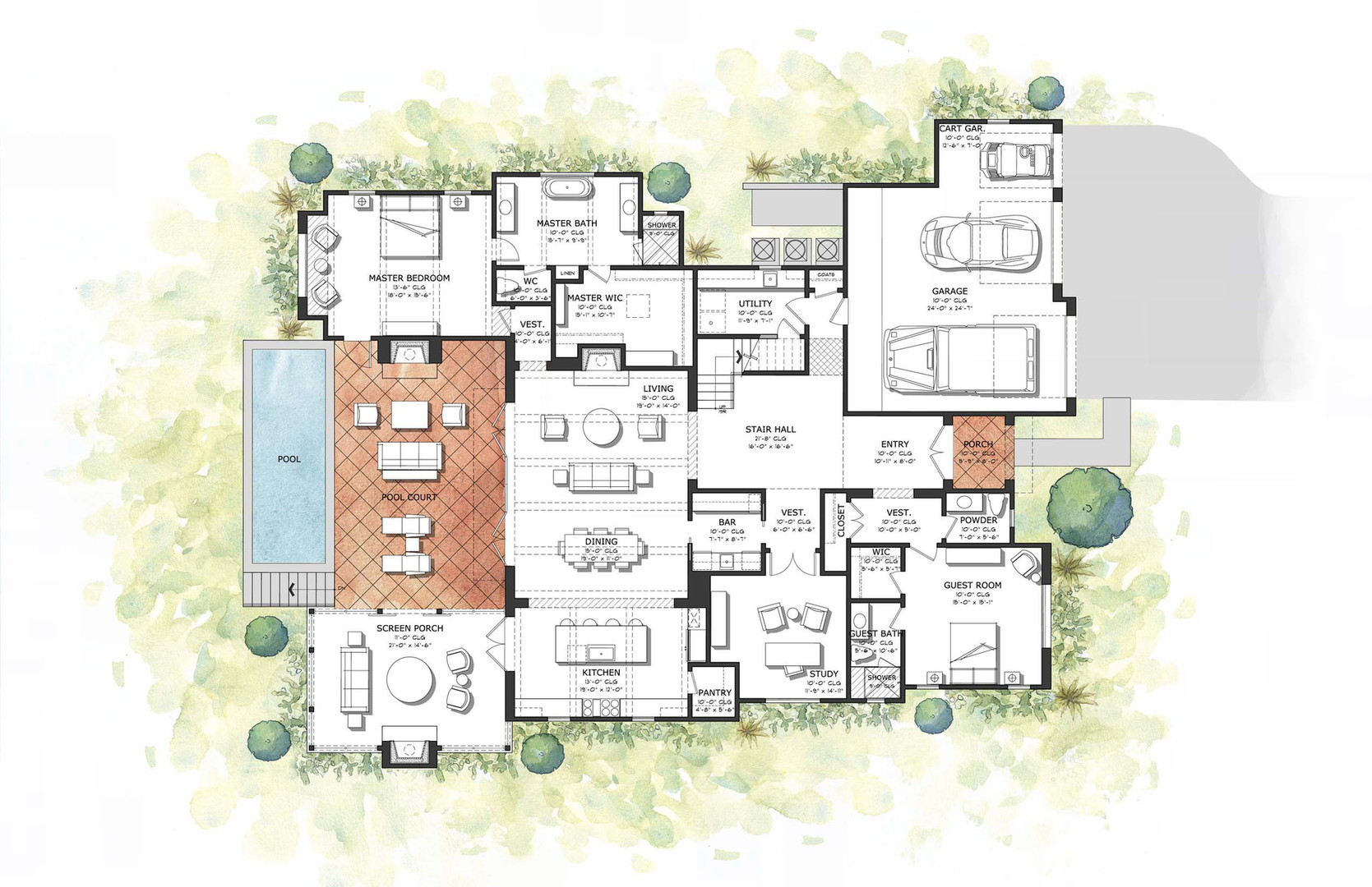 Plan B - Ground Floor