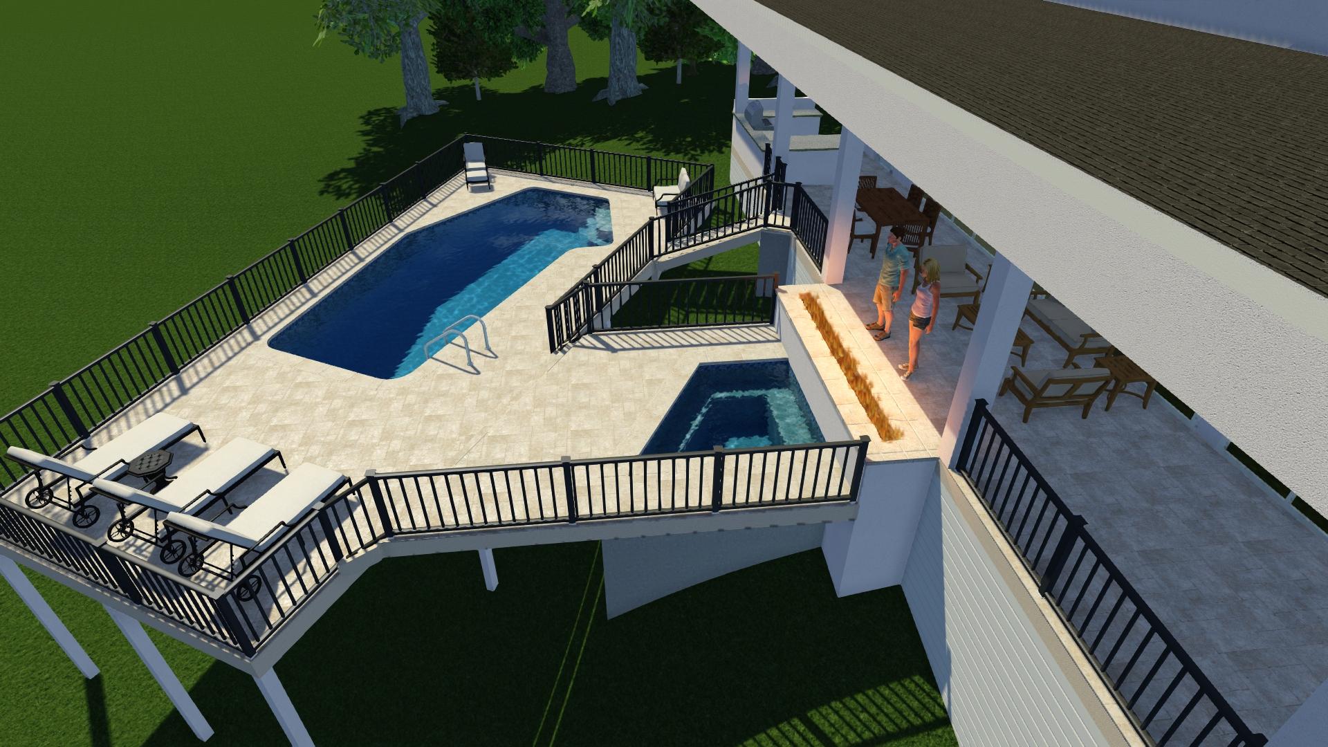 2305 Camino Alto_Pool
