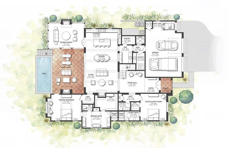 Plan A - Ground Floor