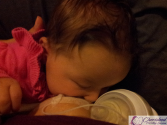 Alternative methods to bottle-feeding
