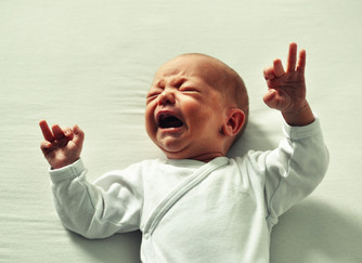 Help! My baby won't sleep in their cot