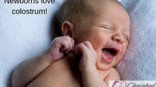 Amazing colostrum - facts and myths