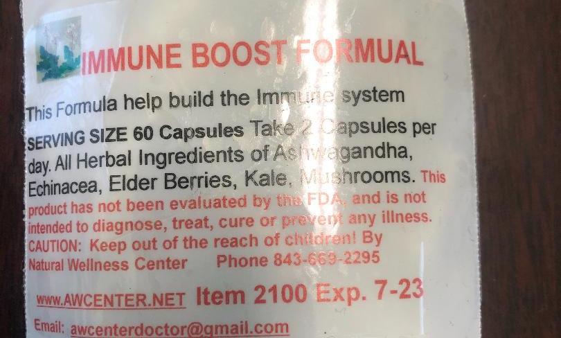 Immune Booster Formula