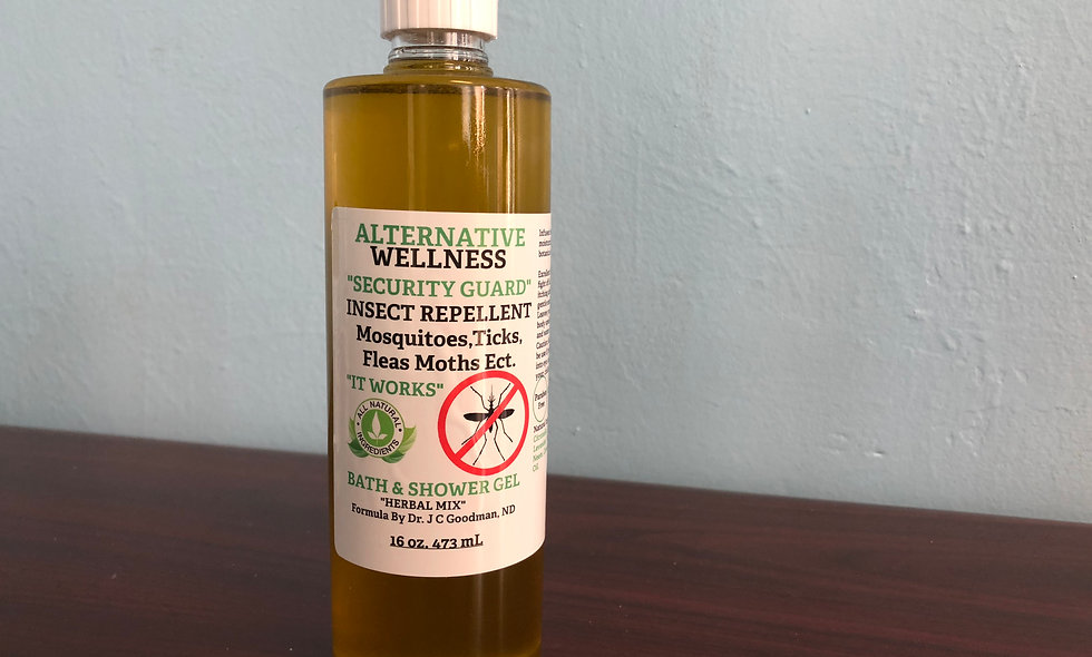 100% Natural Insect Repellent