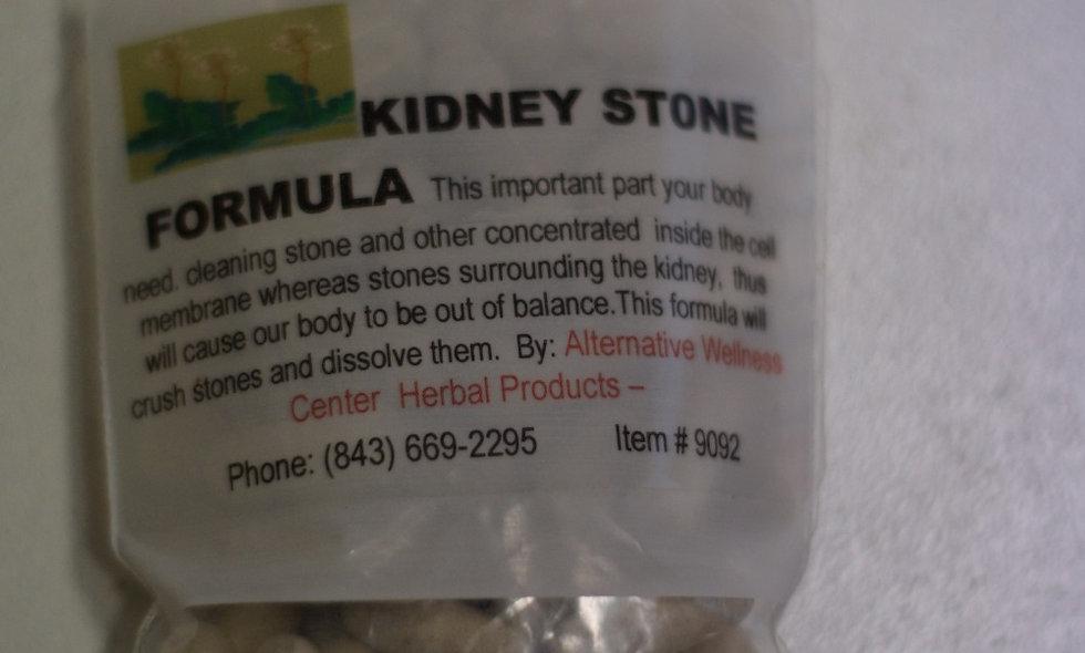 Kidney Stone Formula