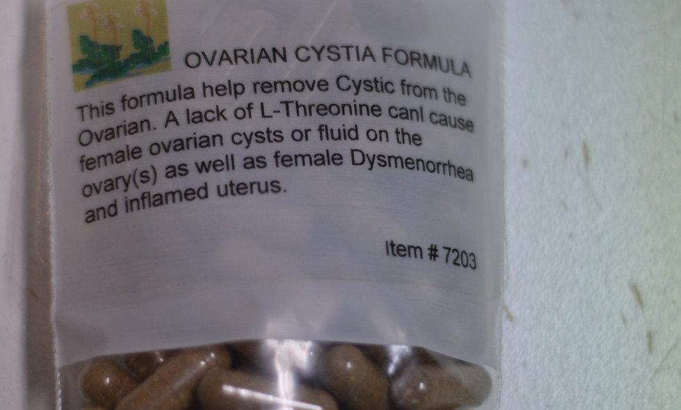 Ovarian Cystra Formula