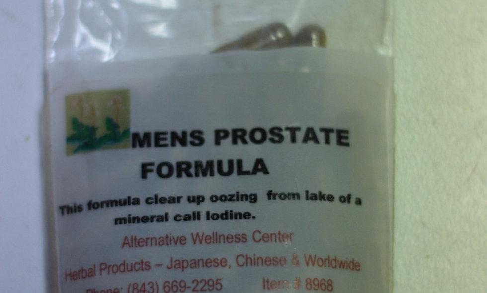 Mens Prostate Formula