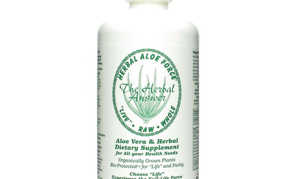 Herbal Aloe Force Whole-Liquid