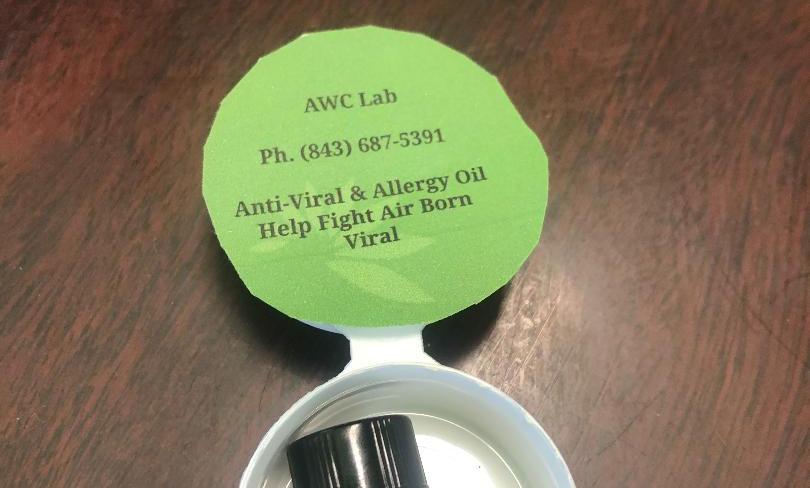 Anti-Viral & Allergy Oil