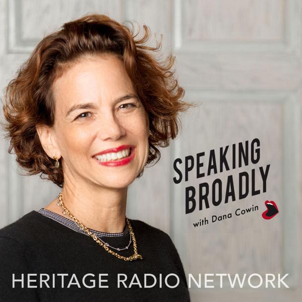 HERITAGE RADIO: SPEAKING BROADLY