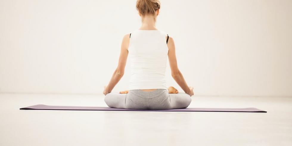 Mindfulness & Meditation Group Practice (June 22)