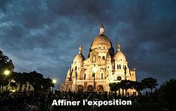 stage photo à Paris