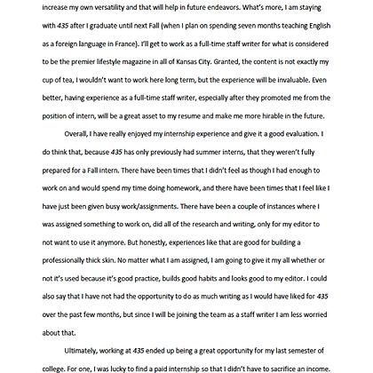 magazine editorial internship portfolio final internship paper pg 3 png