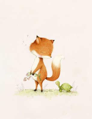 LITTLE LOVES-FOX