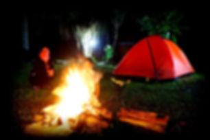 pole namiotowe Biała Góra