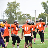 2019 Jr. High Eagles vs. Mishawaka Marian Junior High