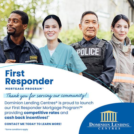 First Responder Mortgage Program™