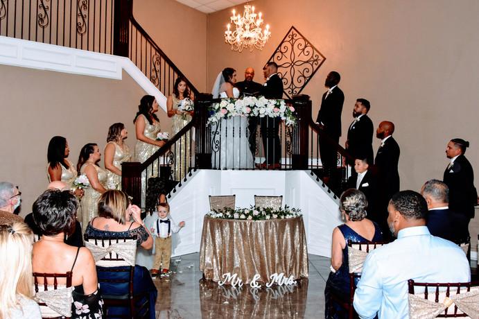 Centurion Palace Wedding
