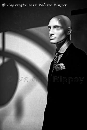 VRippey Vevey Switzerland Male Mannequin