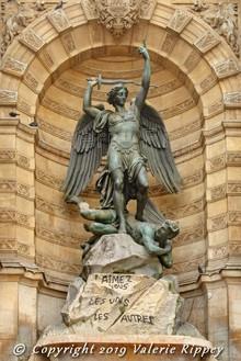 2 VRippey Archangel Michael and Satan sm