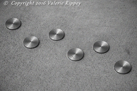 VRippey Abstract Flying Saucers