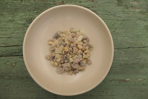 Weihrauch Indien - Boswellia serrata (GH)