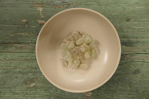 Weihrauch grün Jemen - Boswellia sacra (GH)