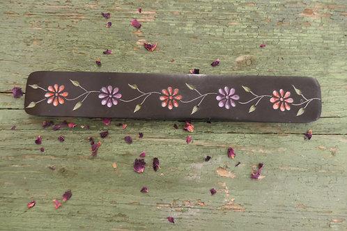 Blumen-Räucherstäbchenhalter (GH)
