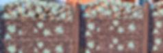 Заборы декоративные железобетонные в Белгороде, производство, монтаж.