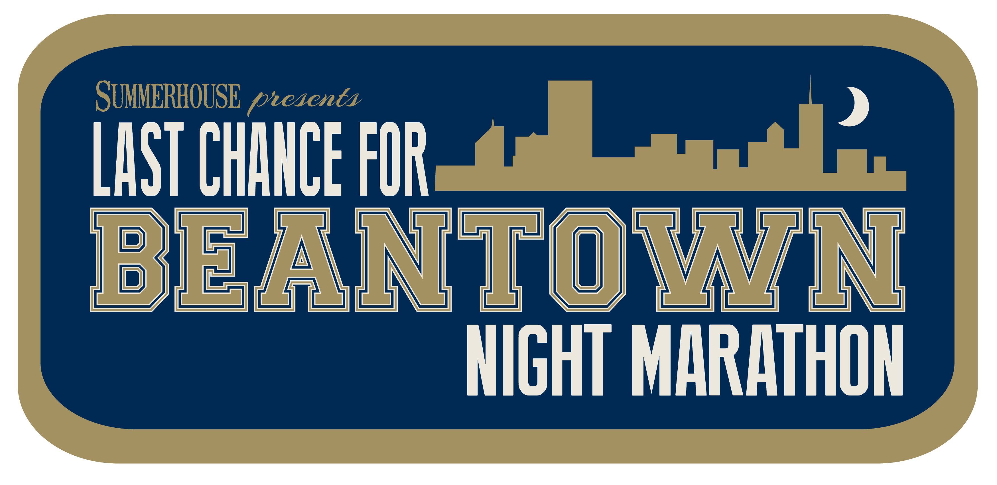 Last Chance for Beantown Marathon