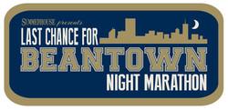 Last Chance for Beantown Marathon