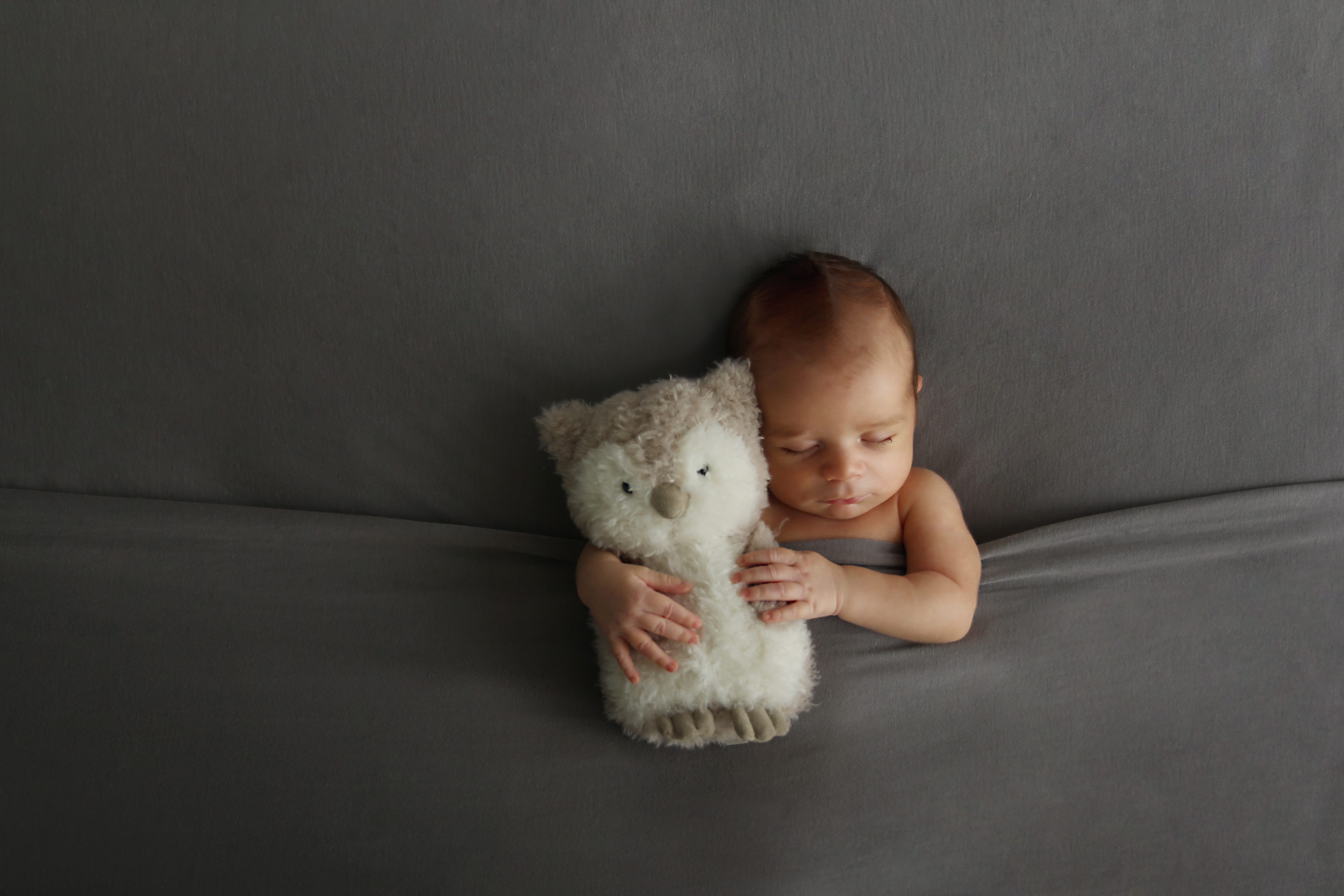 Newborn Boy Portrait