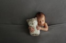 Newborn Boy Portrait