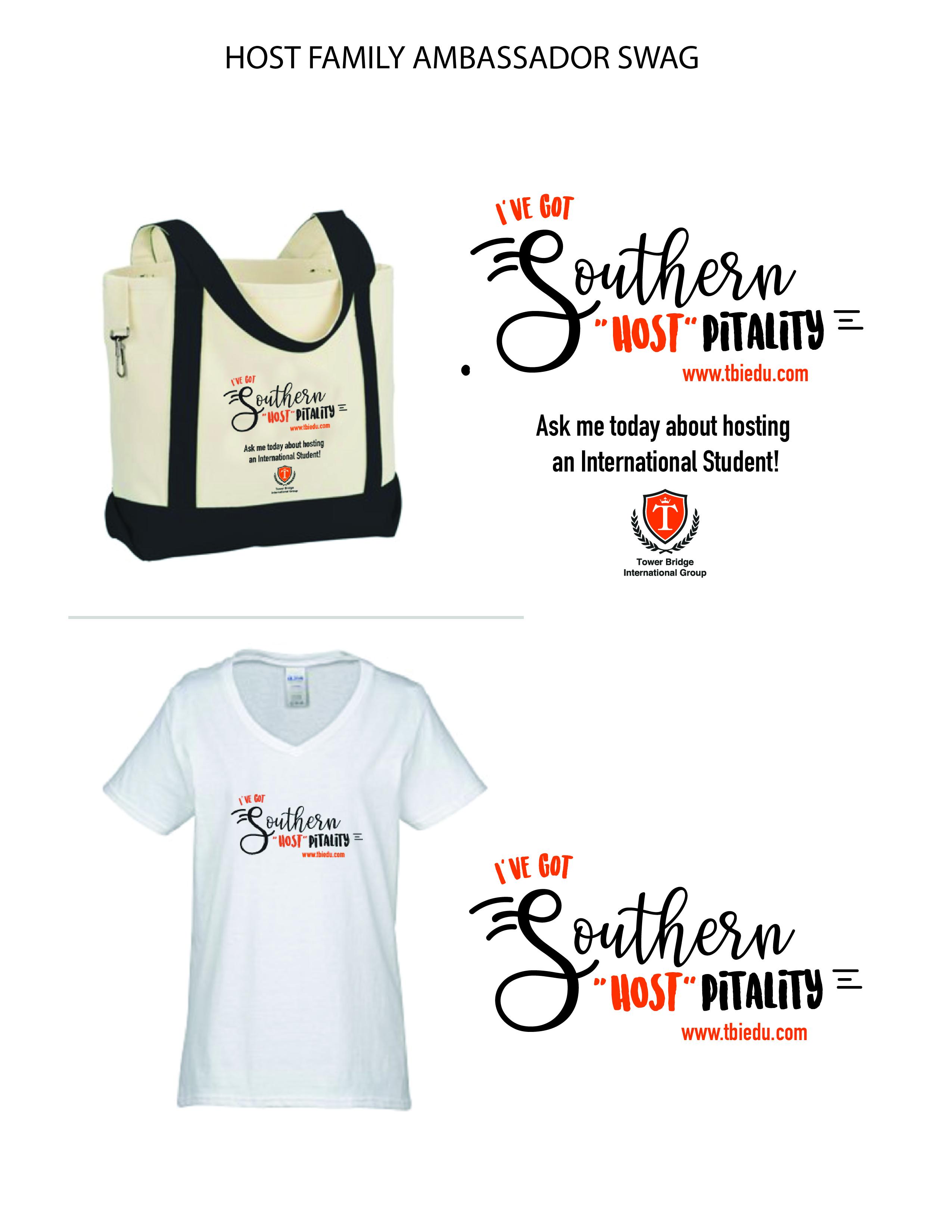 "Southern ""Host""pitality Campaign"