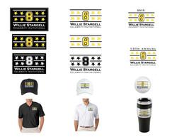 Willie Stargell Logo Rebrand Concept